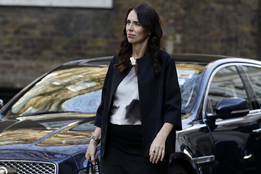 New Zealand's Prime Minister Jacinda Ardern said she will continue working as close as possible to her due date, then hand over power to her deputy Winston Peters.