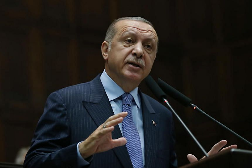 Turkey President Recep Tayyip Erdogan said the US has chosen to be a part of the problem rather than the solution and has lost its mediating role in the peace process.