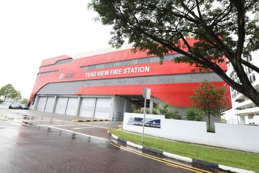 Corporal Kok Yuen Chin was found unconscious inside a pump well at Tuas View Fire Station, having been dunked inside to celebrate his operationally ready date.