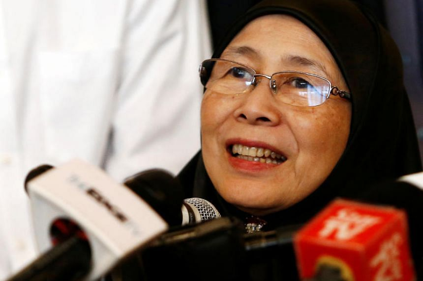 Deputy Prime Ministers Teo Chee Hean and Tharman Shanmugaratnam said they looked forward to working with Datuk Seri Dr Wan Azizah to further strengthen bilateral relations.