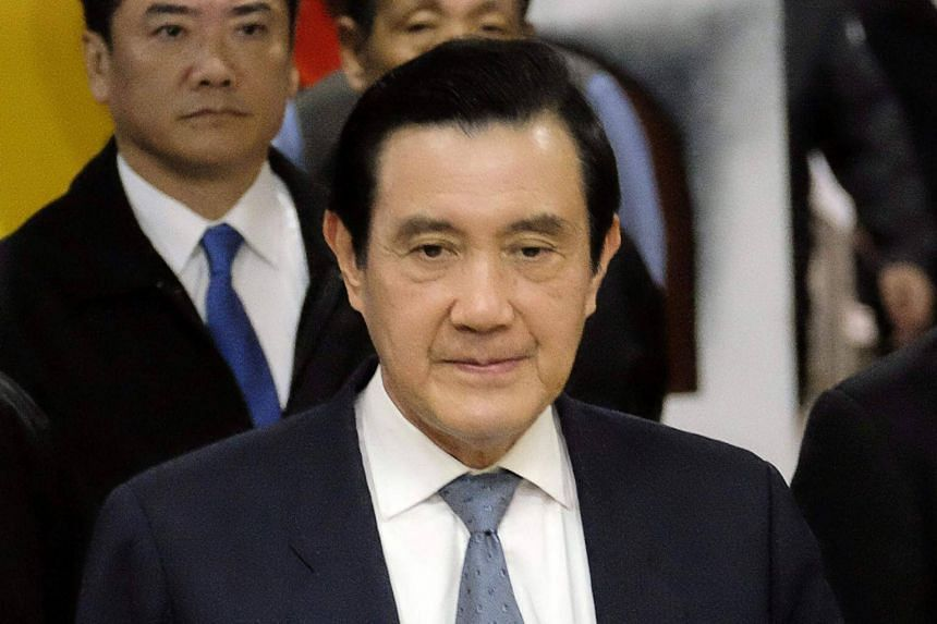 Taiwan's High Court found Ex-Taiwanese President Ma Ying-jeou guilty of violating the Communication Security and Surveillance Act.
