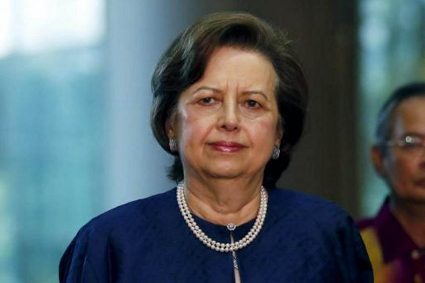 Senior adviser to the Malaysian government Zeti Akhtar Aziz also said that fiscal balance would be improved by controlling expenditure.