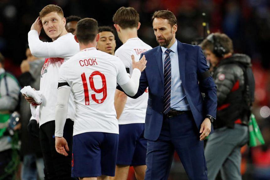 England manager Gareth Southgate decided that his players should be allowed to go on holiday before the World Cup, a switch in policy from his predecessor, Roy Hodgson.