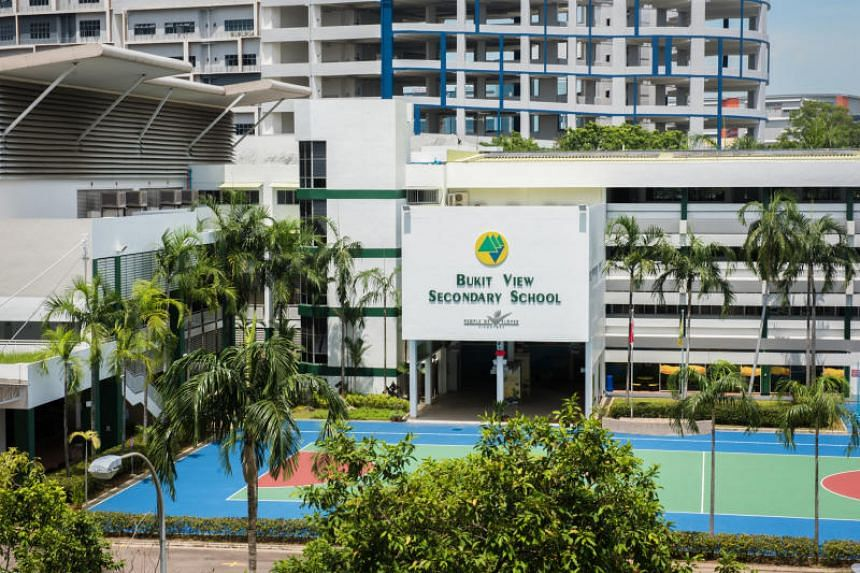 Bukit View Secondary School is currently working with the Tuberculosis Control Unit to carry out the contact screening, and will continue monitoring the situation.