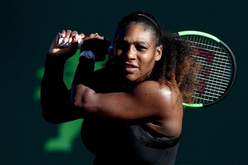 "Serena Williams ""will play the French Open to win it"", says her coach Patrick Mouratoglou."