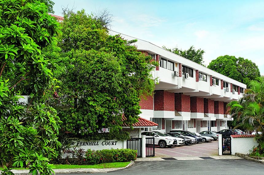 Each owner at Fernhill Court will reportedly stand to receive a minimum of between $6.32 million and $8.3 million if the en bloc sale succeeds.