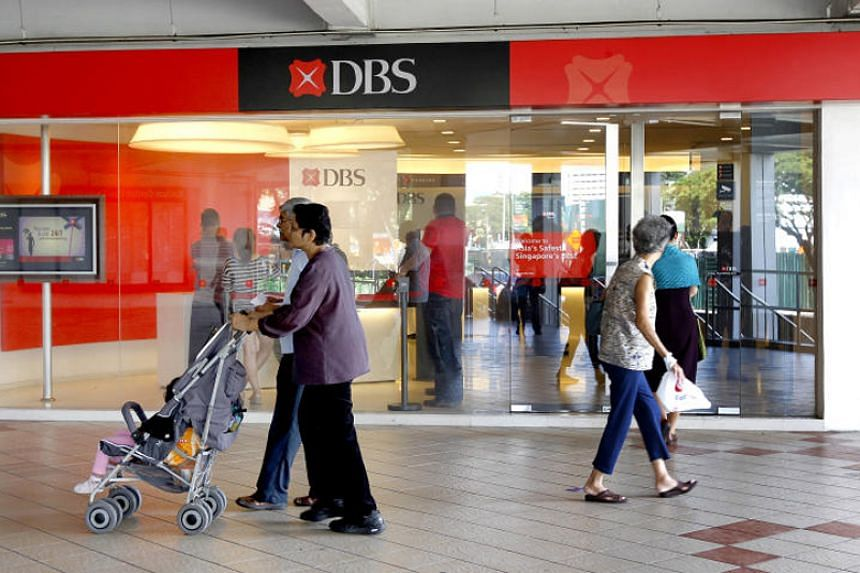 """DBS says it aims to deliver """"invisible banking"""" by tapping on platforms that matches banking services with everyday needs."""