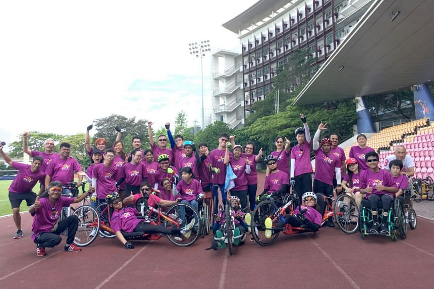 Team Singapore's para-cyclists made their successful major Games debuts at the 2017 Asean Para Games in Kuala Lumpur, hauling 14 of the contingent's 50 medals.