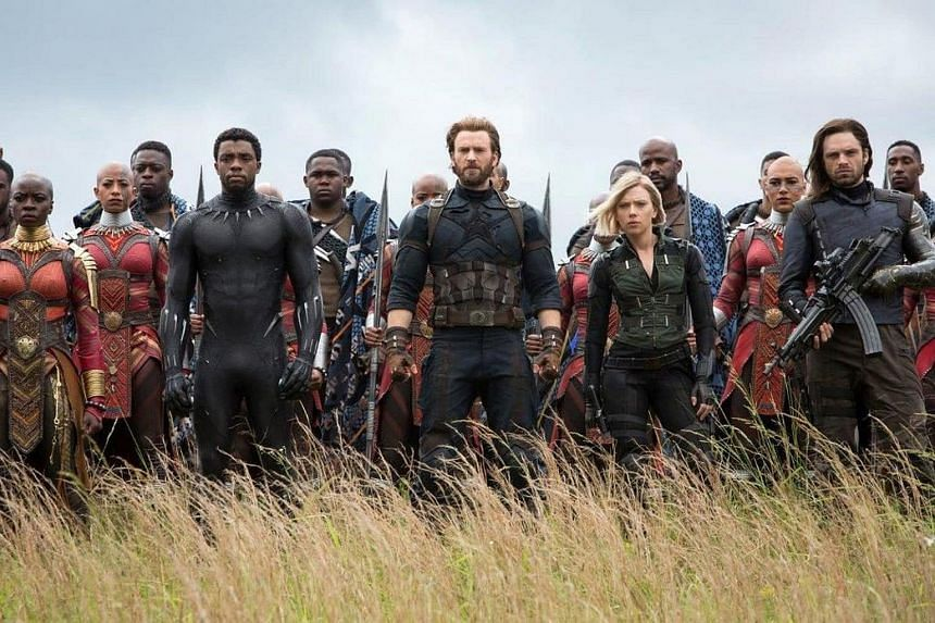 Avengers: Infinity War is also the first film in Singapore history to surpass $14 million, according to a press statement from Disney.