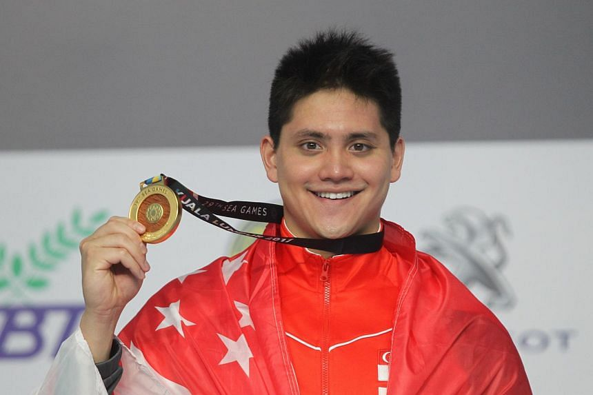 Olympic champion Joseph Schooling will be featured in Yakult's marketing campaign across different media platforms, including TV, print and social media.