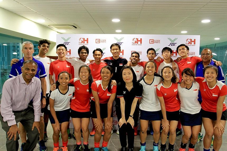 Singapore hockey was watched on four continents over the last two weekends, courtesy of Eleven Sports' live streaming of the Singapore Hockey Federation's local leagues on Facebook. The partnership between the two organisations will see broadcasts of