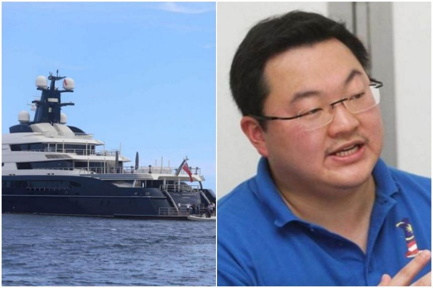 Malaysian financier Jho Low was ordered to turn over his US$250 million yacht Equanimity to the US authorities who plan to sail it from Indonesia and sell it in the US.