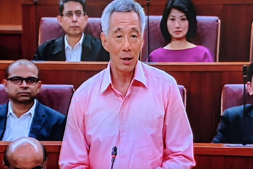 Prime Minister Lee Hsien Loong stressed that Singapore must work at building bridges between different groups in society, beyond race, language and religion, to counteract these forces.