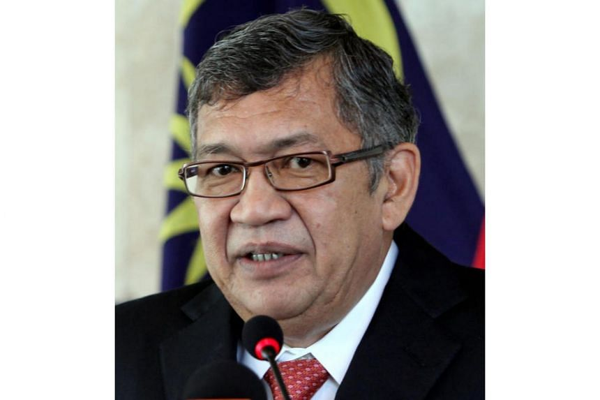 A file photo of former Malaysian attorney-general Abdul Gani Patail. His dismissal in 2015 sparked media speculation that he was preparing charges of criminal misappropriation against former prime minister Najib Razak.