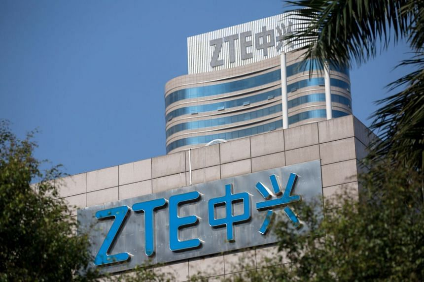 US President Donald Trump defended his decision to revisit penalties on ZTE for flouting US sanctions on trade with Iran.