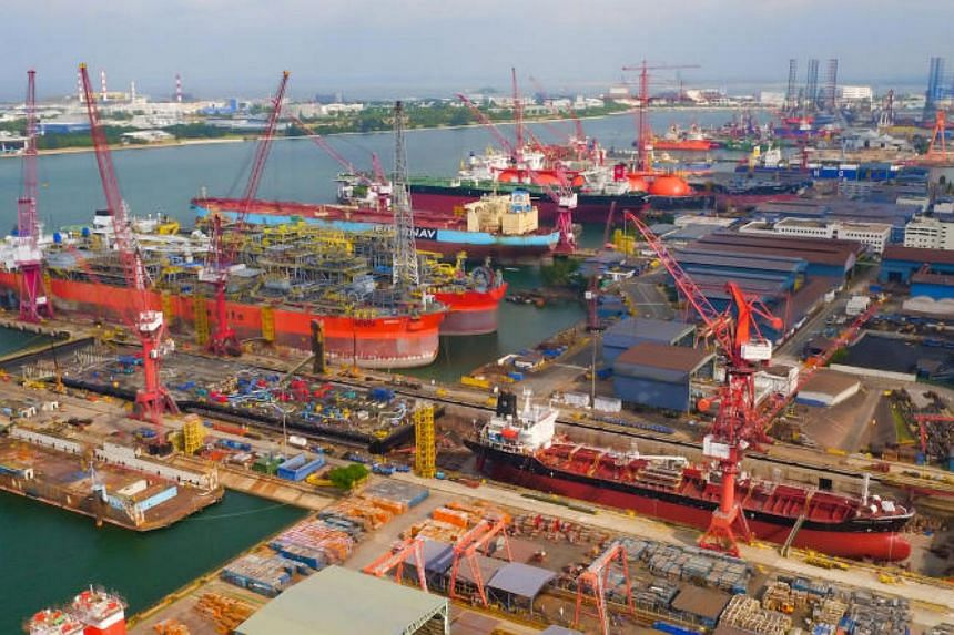 Keppel Offshore & Marine has inked a master agreement to sell five jackup rigs to Borr Drilling.