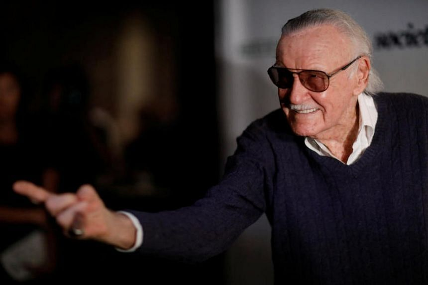 The screenplay is partly based on a comic strip Stan Lee wrote in the 1970s, The Virtue Of Vera Valiant.