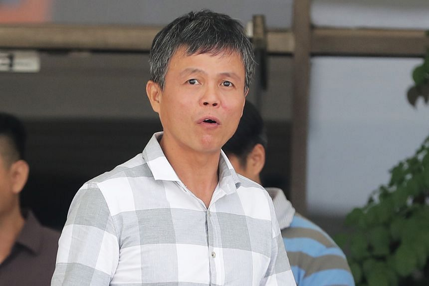 Ms Audrey Chen Ying Fang said she was at home with Mr Joshua Koh Kian Yong on April 8, 2016, when businessman Lim Hong Liang's son and nephew Ron turned up. She said Ron assaulted Mr Koh for 10 to 15 minutes, causing injuries like a broken nose.