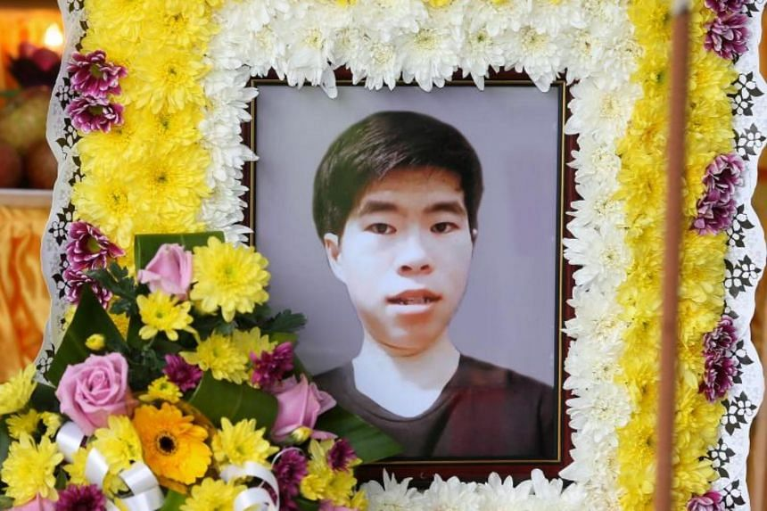 Corporal Kok Yuen Chin died after he was found unconscious inside a pump well at Tuas View Fire Station on May 13, 2018.