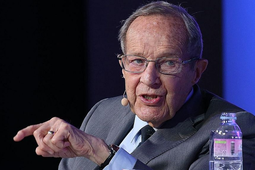 Former US Secretary of Defence William Perry says North Korea will never trade regime survivability for economic benefits.