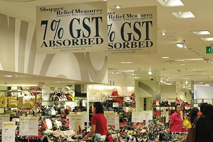 Singapore is set to raise the GST from 7 per cent to 9 per cent some time between 2021 and 2025. The Government has to convince people that taxes are raised for the right reasons, said Prime Minister Lee Hsien Loong.