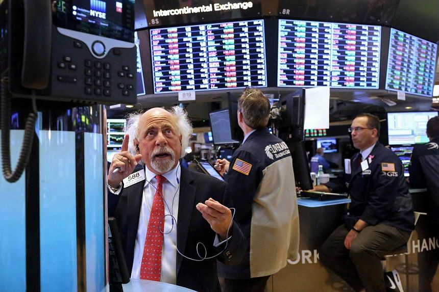 The broader S&P 500 jumped 0.41 percent to end at 2,722.46, while the tech-dominant Nasdaq rose 0.6 percent to 7,398.29 respectively.