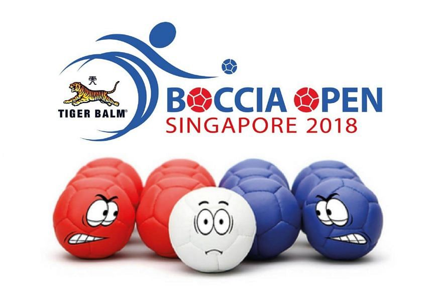 The Tiger Balm Boccia Open, organised by the Singapore Disability Sports Council, will take place at Heartbeat@Bedok from May 29 to June 2.