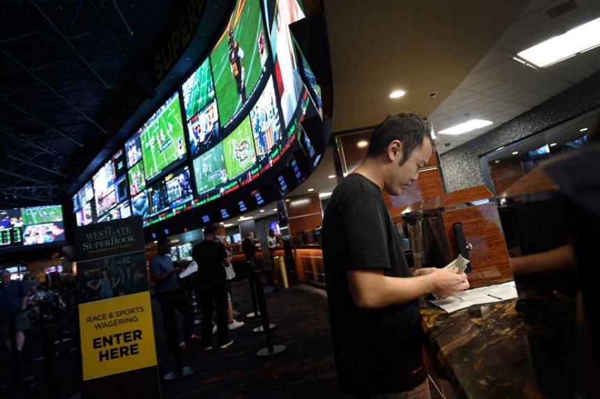 The US Supreme Court's lifting of a ban on sports gambling has sparked a race to cash in on what is being seen as a multi-billion dollar opportunity.