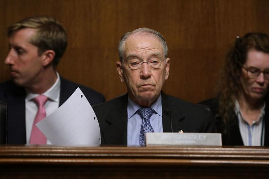 Senate Judiciary Committee Chairman Charles Grassley and the Judiciary Committee released 2,000 pages of transcripts from interviews it conducted with Donald Trump Jr. and other participants of a June 2016 Trump Tower meeting.