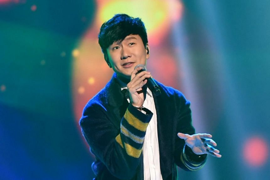 Singer JJ Lin' album has received nods in the categories of Best Album Producer, Best Mandarin Album, Best Composer, Best Male Vocalist (Mandarin) and Song Of The Year.