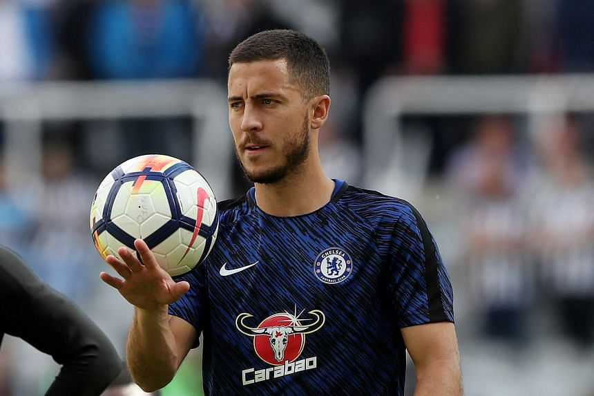 Eden Hazard, whose contract runs till 2020, is one of the Chelsea stars who have reportedly not pledged their long-term future owing to the uncertainty over the ambition of the club.