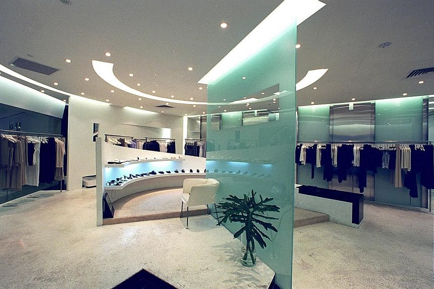 A 2005 photo of an M)phosis outlet at the then Paragon Shopping Centre. The fashion label, known for its clean-cut pieces in basic colours, had over 30 outlets in 11 countries at its peak, and its sudden closure in 2015 stunned many in the industry.