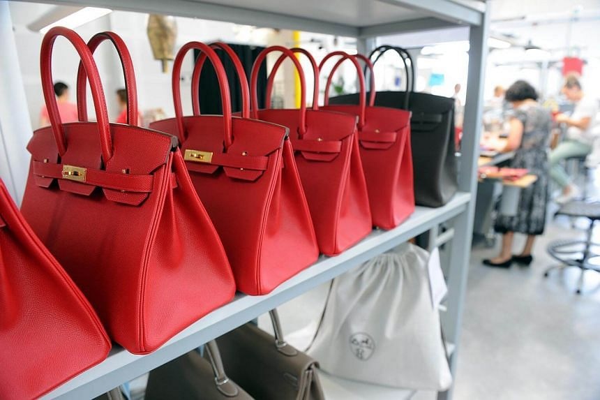 Only a few pieces of Birkin bags are produced annually and there is no fixed schedule as to when they are sent to the stores.
