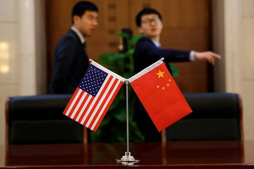 United States and China were expected to exchange new trade proposals during the Washington talks, said Trump economic adviser Larry Kudlow.