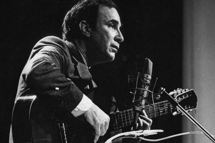 Joao Gilberto, famous for his song Girl From Ipanema, is known for reclusiveness.
