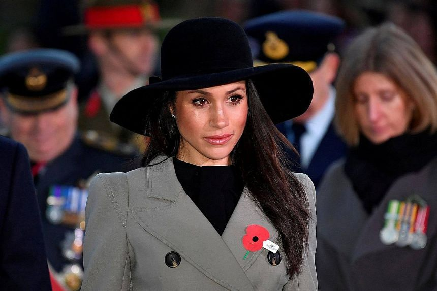 Mr Thomas Markle has already confirmed he will not attend Meghan's wedding to Britain's Prince Harry.