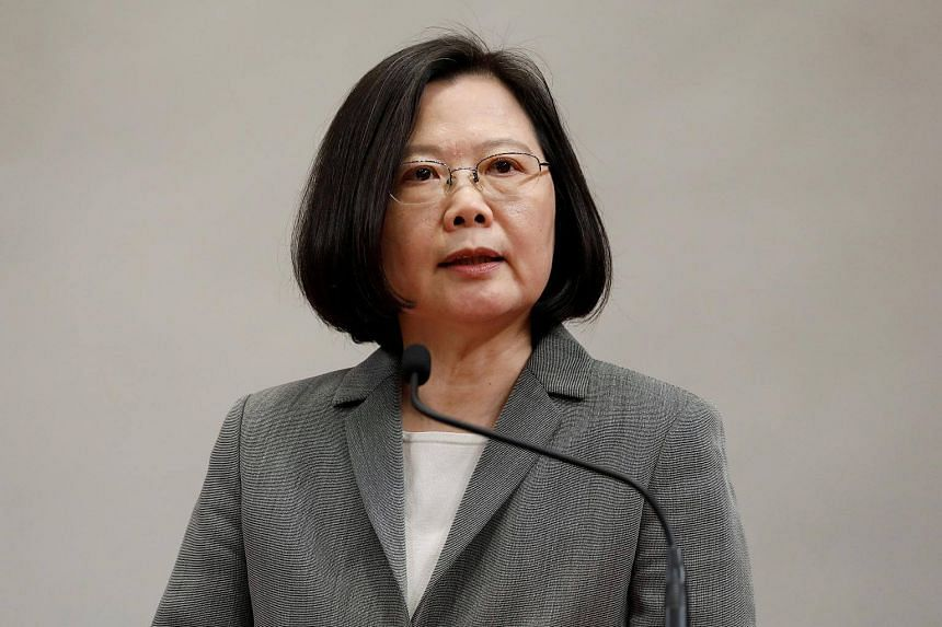 Taiwan's President Tsai Ing-wen has said she will press ahead with reforms, arguing the public will see benefits over time.