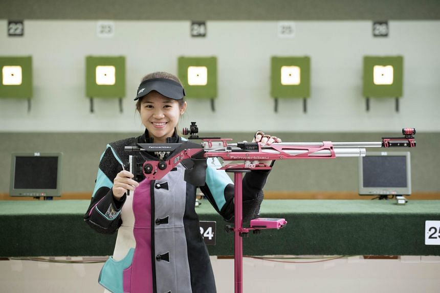 Fifty-nine Singapore athletes went to the Gold Coast, five golds were won in total, two by Martina Veloso in the 10m air rifle shoot-off and then the 50m rifle prone.