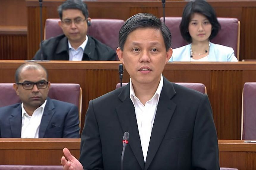 Minister for Trade and Industry Chan Chun Sing said that Singapore is closely monitoring the global developments, particularly for indirect effects on companies and workers in the long term.