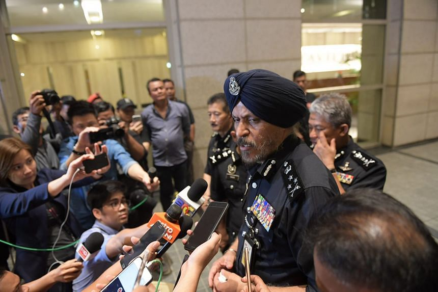 Mr Amar Singh, director of police commercial crime investigations, said the police have searched six premises since Wednesday - the Prime Minister's Office, Mr Najib's residence in Taman Duta and four other residences linked to him.