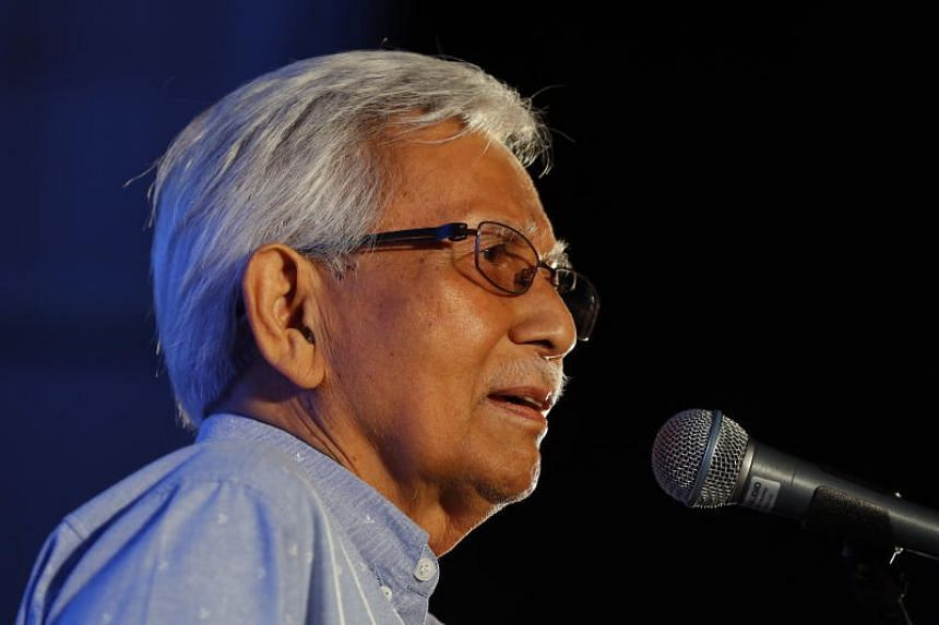 Tun Daim Zainuddin said bringing back the Sales and Services Tax will require legislation to be passed in Parliament.