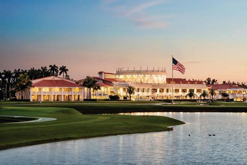 A suspect was taken into custody at Trump National Doral Golf Club.