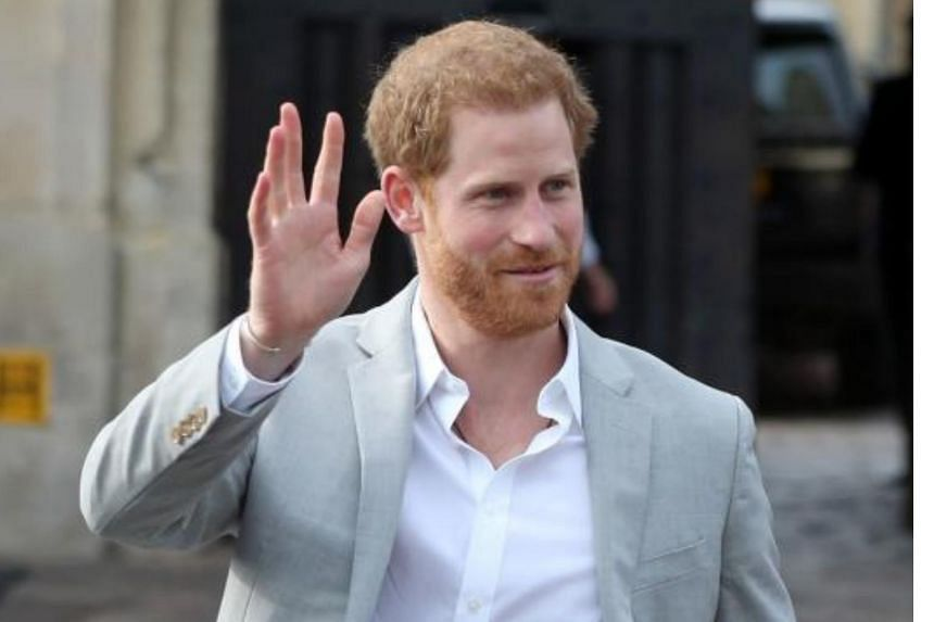 Prince Harry also received the titles Earl of Dumbarton and Baron Kilkeel.