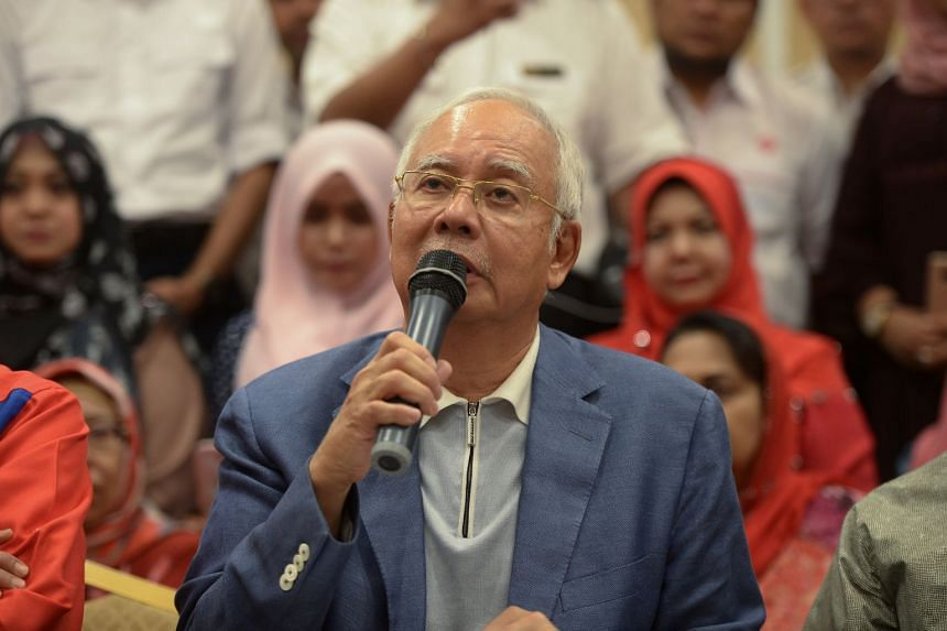 Former Malaysian prime minister Najib Razak has denied that he and his wife were involved in the killing of Altantuya Shaariibuu in 2006.