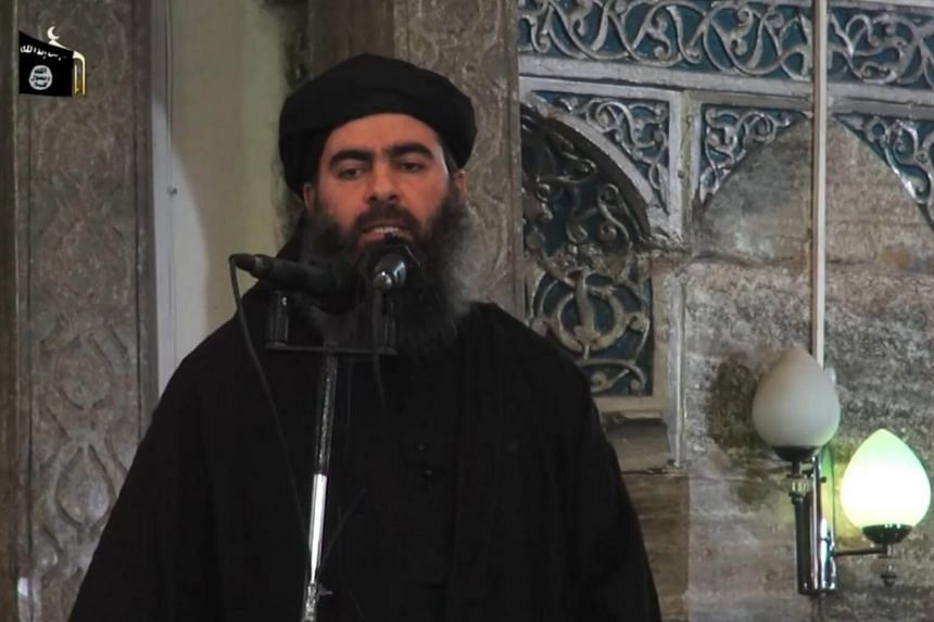 ISIS leader Abu Bakr al-Baghdadi has allowed himself to be photographed only once, in July 2014, and has spoken publicly only a handful of times since then.
