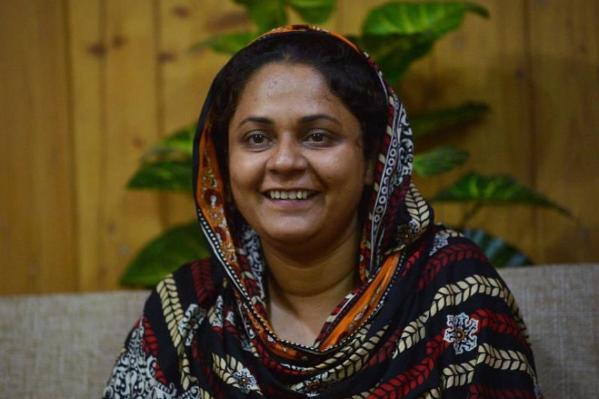 Former Pakistani prisoner Asma Nawab was imprisoned for nearly two decades, after she was wrongfully accused of murdering her own family.