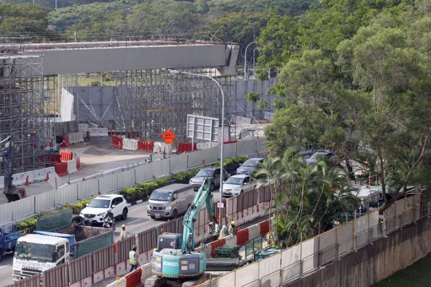 The fate of the viaduct, which would offer motorists a more direct connection to the westbound PIE and Upper Changi Road East by 2020, is now uncertain.