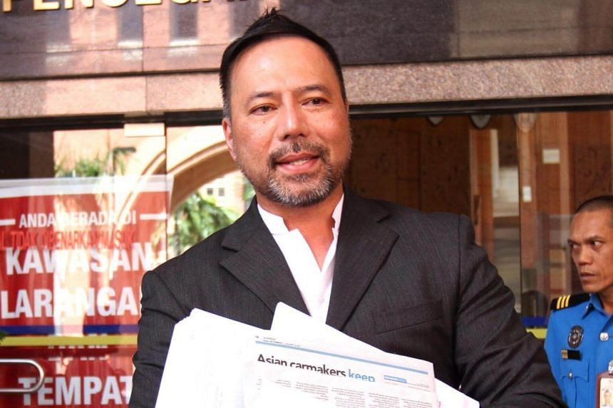 Datuk Seri Khairuddin Abu Hassan was previously unable to file a report with the FBI in 2015 as he was arrested under the Security Offences (Special Measures) Act (Sosma) before he was scheduled to leave the country.