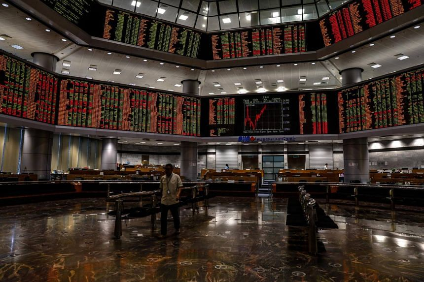 Malaysia's stock market had a volatile start following a three-day holiday for the election, before the benchmark inched up 0.4 per cent for the week.