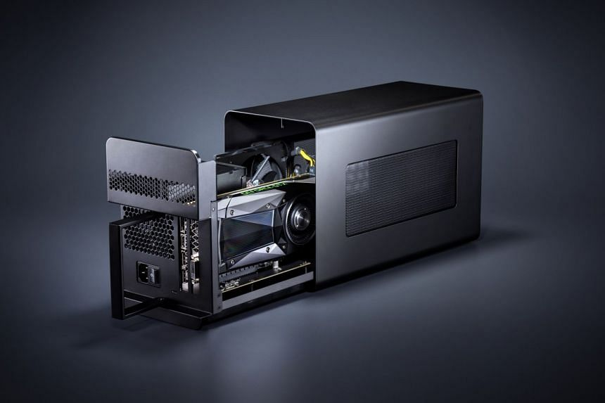 Razer has introduced the Core X, an external graphics enclosure that can bring desktop-class graphics performance to compatible PC and Mac computers via the Thunderbolt 3 port. It is priced lower than Razer's existing Core V2 enclosure.
